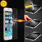 Premium Real Slim Tempered Glass Front and Back Film Screen Protector For iPhone
