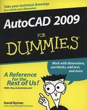 AutoCAD 2009 For Dummies (For Dummies (ComputerTech))-ExLibrary