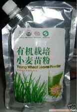 CERTIFIED ORGANIC Young Wheat Grass Powder 5.3OZ for 1 month supply, Super Food