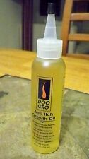 Doo Gro Anti Itch Growth Oil 4.5 oz.