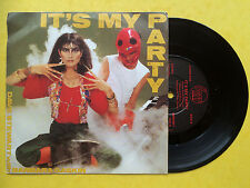 Dave Stewart with Barbara Gaskin - It's My Party / Waiting In The Wings, Ex+