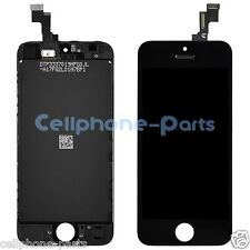 OEM iPhone 5s, SE LCD Screen Display & Digitizer Touch Panel Assembly, Black