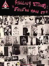 Rolling Stones Exile On Main Street Guitar Book TAB NEW