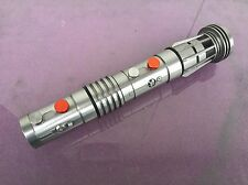 STAR WARS MASTER REPLICAS LIGHTSABER DARTH MAUL SABER HILT