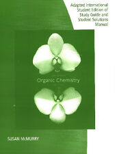 Study Guide with Solutions Manual for Organic Chemistry by McMurry (8 Ed) - NEW