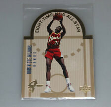 1993-94 Upper Deck SE Die Cut All Star Dominique Wilkins