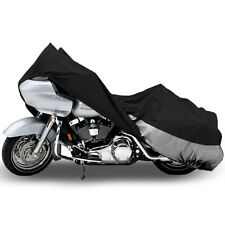 Motorcycle Bike Cover Travel Dust Cover For Harley FLTR Road Glide Custom