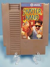 Shatter Hand (Nintendo,NES) Loose Cartridge Only ***SEE DETAILS***