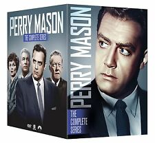 Perry Mason: Complete TV Series Seasons 1 2 3 4 5 6 7 8 9 DVD Boxed Set NEW!