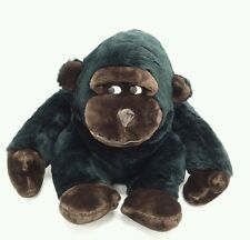 "Vintage 1992 Fable 14"" Big Black Gorilla Monkey Plush Stuffed Animal Toy"