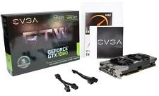 EVGA GeForce GTX 1080 FTW GAMING ACX 3.0, 08G-P4-6286-KR 8GB GDDR5X RGB LED DX12