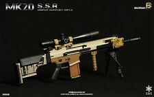 1/6 Easy & Simple MK20 SSR Scar Support Rifle Set Bagram *TOY*