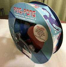 Extreme Games-New Twist on Ping Pong - Includes paddles,ball,extreme target, net