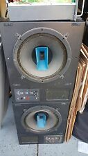 Urei 811 studio monitors with original altec 604 8g drivers 813 crossovers