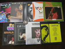 9 LP Mary Lou Sarah Vaughan Burl Miriam Germany Italy UK 70s/80s | M- to EX