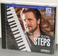 SHEFFIELD LAB CD 10031-2-F: Pat Coil - STEPS - 1991 USA OOP Factory SEALED