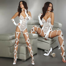 Sexy Lingerie EXOTIC SM Nightwear Lace sex toys Babydoll jumpsuit Dress Y11461