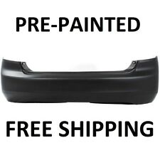 NEW Painted To Match - Rear Bumper Cover Replacement for 2003-2005 Honda Accord