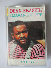 "DEAN FRASER ""MOONLIGHT"" REGGAE CASSETTE TAPE VP RECORDS - NEW"