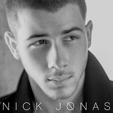 Nick Jonas Deluxe Edition - Nick Jonas CD Sealed ! New ! 2014 !