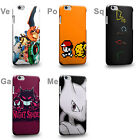 CASE88 Design Game Series Pokemon Series C Hard Phone Case Cover