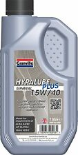 Hypalube Plus Mineral Oil 15W40 - 1 litre 0203A GRANVILLE