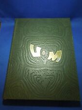 Vintage 1968 University of Maryland Yearbook - Has Larry David Pictured W/ Frat