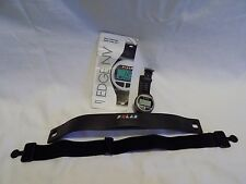 POLAR EDGE NV  heart rate watch with chest strap (3B1)