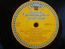 Ferenc Fricsay Josef Greindl RIAS Orchester - Die Jahreszeiten (Oratorium) 10''