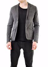DENHAM Men's Artis SG1YF Jacket Grey Raven Size S RRP £207 BCF610