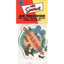 Simpsons - Itchy & Scratchy Air Freshener
