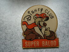 PINS BD SUPER BALOO DISNEY CLUB