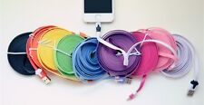 NEW 10 Foot Extra Long 8 Pin USB Charger Cable Cord Data iPhone 6 plus 5S 5 5c