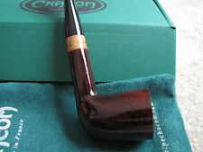 Chacom Alpina 32 Smooth Tobacco Pipe - New