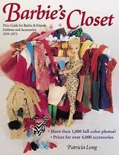 The Barbie Closet: Price Guide for Barbie & Friends Fashions and Acces-ExLibrary