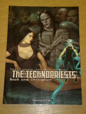 TECHNOPRIESTS BOOK ONE 1 INITIATION DC COMICS HUMANOIDS JODROWSKY 1401203590