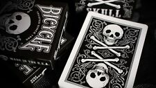 Lot of 3 Sealed Bicycle Skull Deck Playing Cards New Design