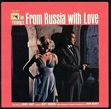 From Russia with Love [Original Motion Picture Soundtrack] by John Barry...