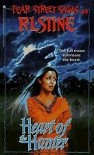 Heart of the Hunter (Fear Street Sagas #9) by R. L. Stine, Good Book