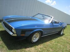 Ford: Mustang Convertible