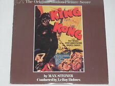 KING KONG - (Max Steiner) LP Soundtrack  OST