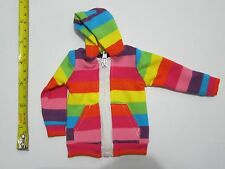 "1/6 Scale Rainbow Hoodies Sweatshirts For 12"" Action Figure"