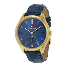 Tommy Hilfiger Sofia Blue Dial Blue Leather Ladies Watch 1781575