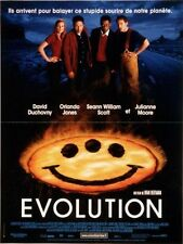 Affiche 120x160cm EVOLUTION 2001 David Duchovny, Julianne Moore BE
