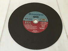 "NEW Husqvarna QHS 14"" Concrete/Masonry Cutting Blade for High Speed Saws #23021"