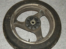 Suzuki GSF 600 s gn77b Bandit 1996 roue arrière roue jante arriere rear wheel rim