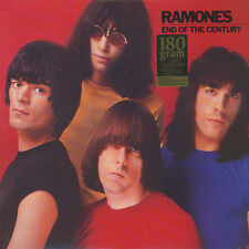Ramones  - End Of The Century (Vinyl LP - 1980 - US - Reissue)