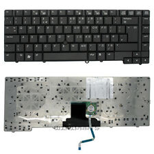 New Genuine HP Compaq ELITEBOOK 8530 8530P 8530W Laptop English keyboard UK