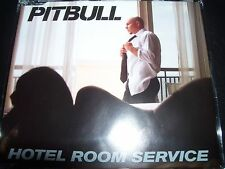Pitbull Hotel Room Service Rare Australian CD Single – Like New