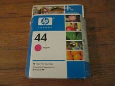 New Genuine HP 51644M #44 Magenta Ink Cartridge Sealed
